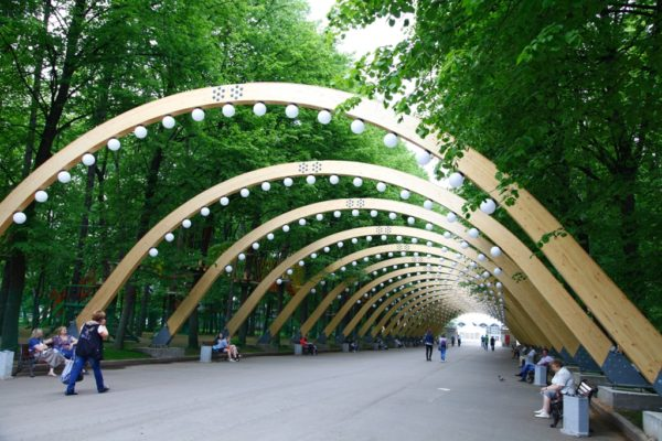Park-Sokolniki-Alleya-arok
