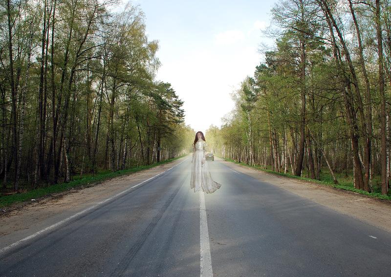 Лыткарино. дорога смерти или поляна невест
